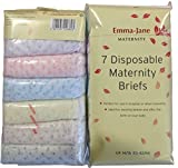 Emma Jane Disposable Hospital Briefs (14/16) 2 Packs Of 7