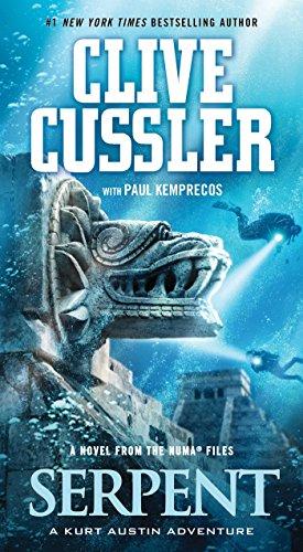 Serpent: A Novel from the NUMA files (NUMA Files series Book 1) (English Edition) par Clive Cussler