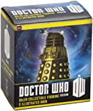 Doctor Who: Dalek Collectible Figurine and Illustrated Book (Mega Mini Kits)