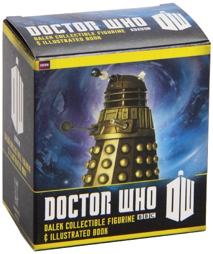 Dalek Collectable Figurine: Dalek Collectible Figurine and Illustrated Book (Running Press Mini Kits)