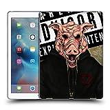 Head Case Designs Schweine Gesicht Maske Soft Gel Hülle für Apple iPad Pro 12.9