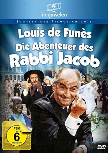 Bild von Die Abenteuer des Rabbi Jacob - mit Louis de Funès (Filmjuwelen) [DVD]