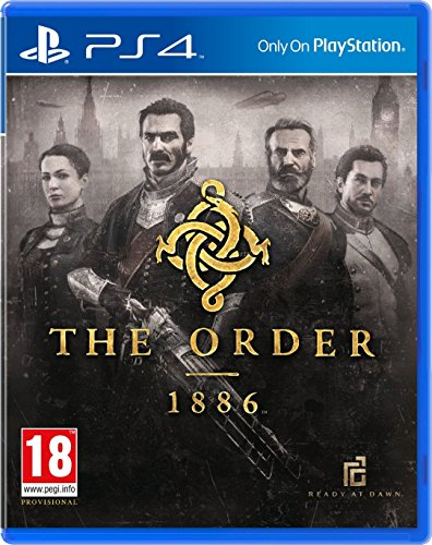 The Order: 1886 (PS4)  available at amazon for Rs.1669