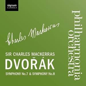 Dvorak: Symphony No.7 & Symphony No.8