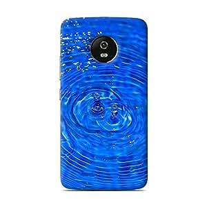 Qrioh Printed Designer Back Case Cover for Motorola Moto G5 Plus - 131M-MP4335