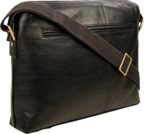 hidesign-fitch-zip-top-despatch-bag-black