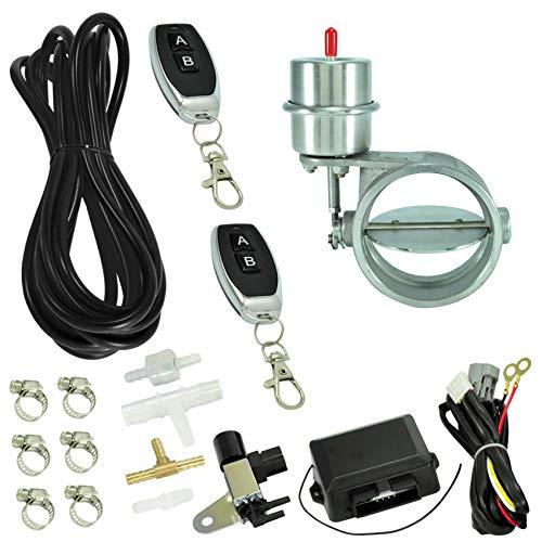 TA TECHNIX échappement Connecteur Adaptateur Échappement Adaptateur Réducteur 45 mm à 63,5 mm