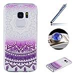 Galaxy S7 Edge Clear Tpu Case,Samsung...