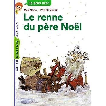 Les rennes du père Noël