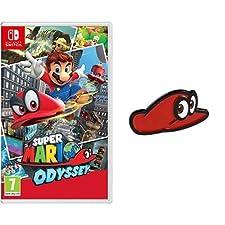 Super Mario Odyssey + Pin Cappy