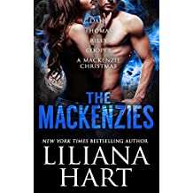 The MacKenzies: Boxed Set (1-5): Boxed Set (1-5) (MacKenzies of Montana) (English Edition)