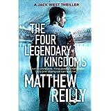 The Four Legendary Kingdoms (Jack West Junior 4) (English Edition)