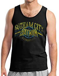 T-Shirt (Unisex-Xl) Gotham Basketball (Black)