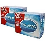 Thalamag Magnésium Marin Lot de 4 x 30 Gélules