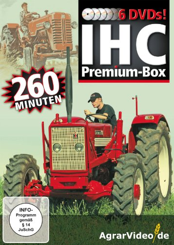 IHC Premium-Box [6 DVDs]