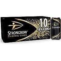 Strongbow Original Cider, 10 x 440ml