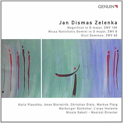 Zelenka : Magnificat - Missa Nativitatis - Dixit Dominus.