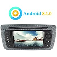 XISEDO 7 Pulgadas Android 8.1.0 Autoradio In-Dash Radio de Coche Quad Core