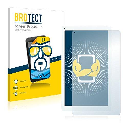Brotect Mediacom SmartPad 10.1 S2 M-MP1050S2 Pellicola Protettiva Protezione Proteggi Schermo [2 Pack] – Trasparente, Ultra-Sottile