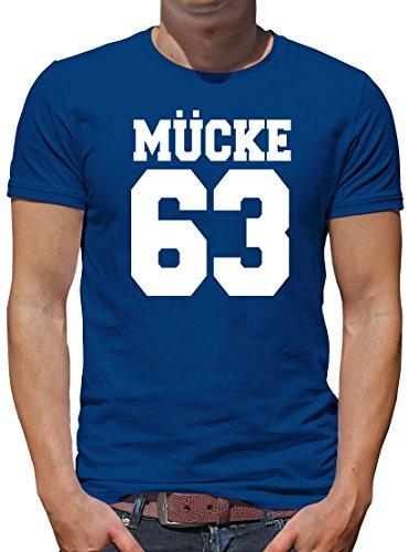 TLM Mücke 63 T-Shirt Herren XL (Spencers Geschenke Kostüme)