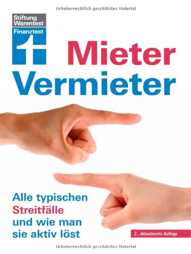 Mieter/Vermieter Streitfälle Ratgeber