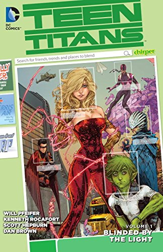 New Teen Titans - Volume 1 (Teen Titans 1)