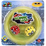 Mitashi Playsmart Buggie Woo Mini Friction Toy, Multi Color (2 Pieces)