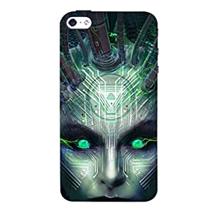 The Stubborne System Shock 3 Art 3D Printed Mobile Cover-Case