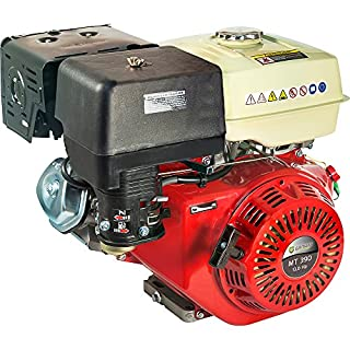 groway mt-3904T OHV Benzin–Motor DC-389, 13HP, Achse 25.4x72.2 mm