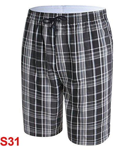 donhobo Men's Beach Board Shorts Swim Trunks Swimwear Casual Summer Quick Dry Boardshorts