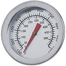 Termómetro de aguja de acero inoxidable para barbacoas, ...