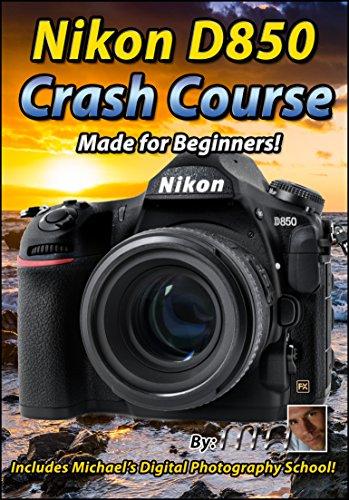 Nikon D850 Crash Course Tutorial Training DVD Nikon Dvd