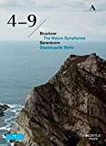 BRUCKNER ZYKLUS-SINFONIEN 4-9 [6 DVDs]