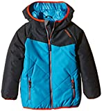 Ziener Kinder Jacke Aleko Jun Jacket Ski, Blue Atoll, 140, 157900