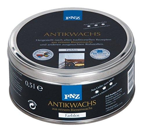 Preisvergleich Produktbild PNZ Antikwachs, Gebinde:0.5 Liter, Farbe:Kiefer