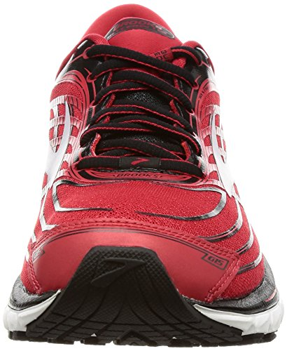 Brooks Glycerin 15, Chaussures de Running Homme Rouge (Lychee/black/white)