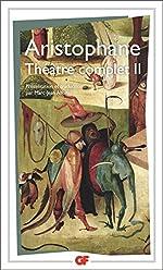 Aristopohane - Théâtre complet Tome 2 d'Aristophane