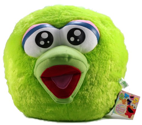 furyu-official-sesame-street-giant-cushion-plush-3230-10-green-big-bird