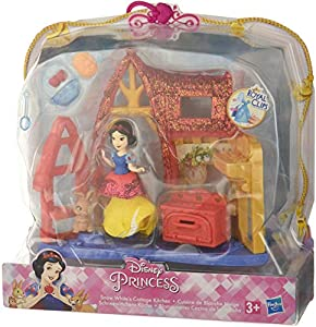 Disney Princess - Disney Princess Mini Habitación Real (Hasbro E3052EU4)