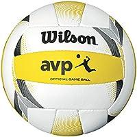 Wilson 13027 Balón Voleibol, Blanco, Talla Única