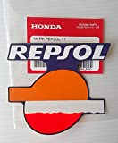 'Honda Repsol Mark Sticker 'Orange/Blanc/Rouge/Bleu 100% authentique