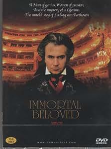 Immortal Beloved [1995] (All Region) (NTSC) IMPORT by Michael Culkin, Luigi Diberti, Christopher Fulford, and Valeria Golino