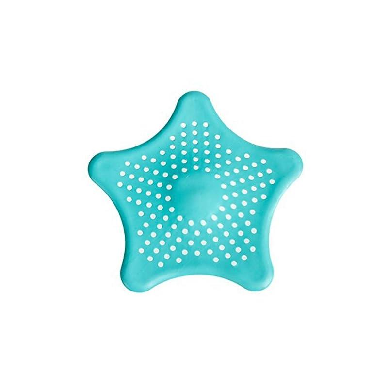 Affe Sterne Form Silikon Abflusssieb Dusche Kche Sple Badewanne Badezimmer Haarsieb