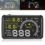 14 cm Auto OBDII OBD2 Port Auto HUD Head Up Display KM/H MPH Overspeed Achtung Windschutzscheibe Projektor Alarm System