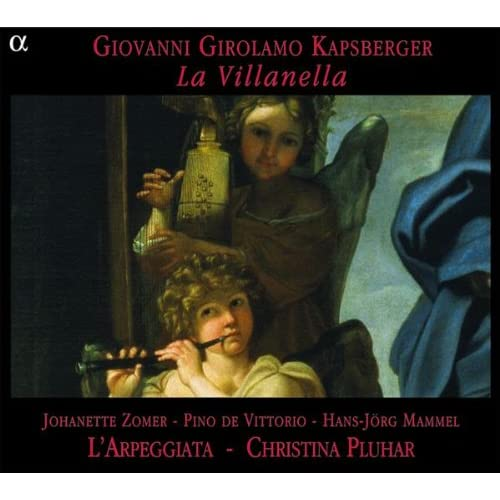 La Villanella, Seconda parte, Dolente partita: Lacrime estreme