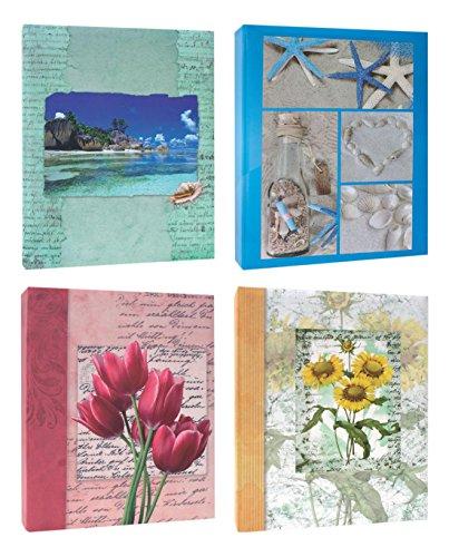 ZEP Album Carta Einsteckalbum 300Fotos, mehrfarbig, 13x 19cm, 1 Stück (sortiert)