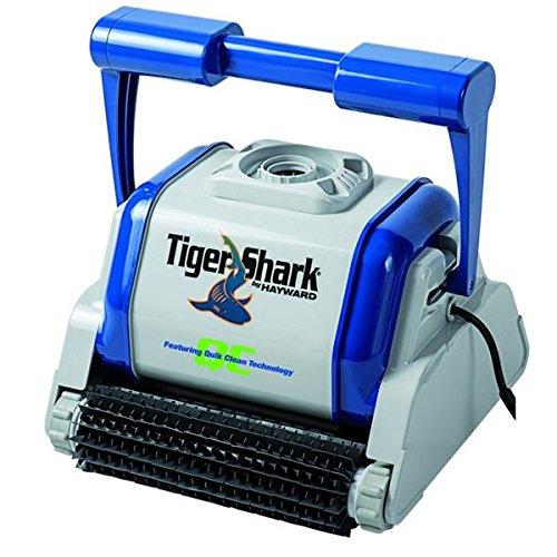 Robot piscine - Tiger Shark Quick Clean - Brosse picots - Hayward