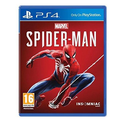 Marvel\'s Spider Man (PS4)