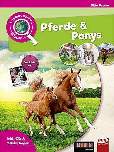 Leselauscher Wissen: Pferde und Ponys (inkl. CD) -