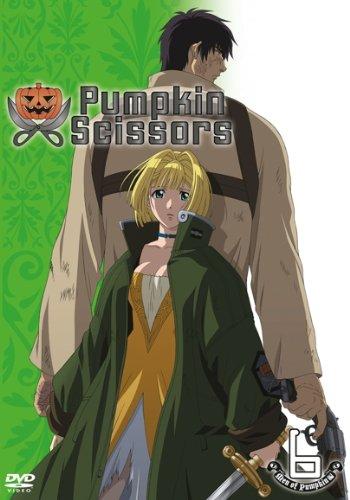 Pumpkin Scissors - Vol. 6